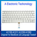 "Original A1150 A1211 A1226 A1260 Laptop US Version Keyboard For Macbook Pro Retina 15"" 15.4"" Year Replacement Tested"