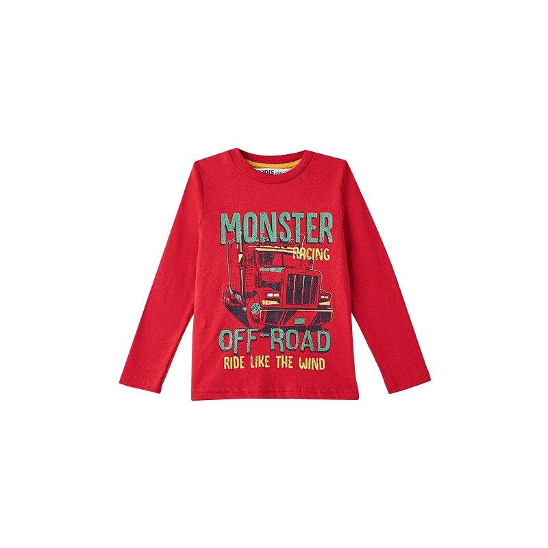 Hoodies & Sweatshirts MODIS M182K00173 for boys kids clothes children clothes TmallFS hoodies