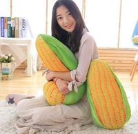 WYZHY Down Cotton Corn Plush Toy Doll Home Decoration Bedside Pillow Send Friends Children Gifts 60CM