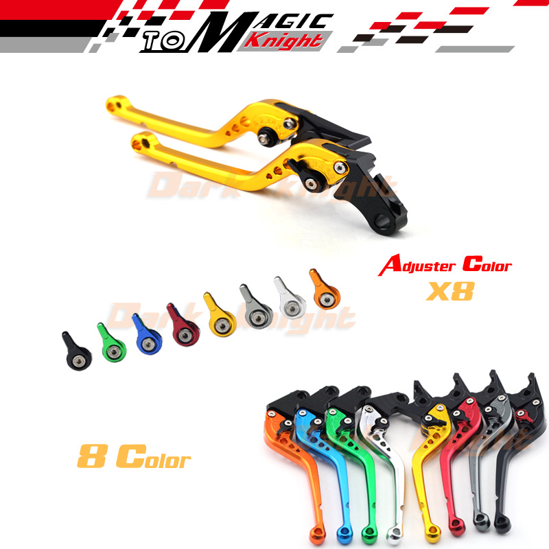 For BMW K1600 K1300 K1200 R1200RT R1200S R1200GS/ADV Motorcycle CNC Billet Aluminum Long Brake Clutch Lever Golden adjustable billet long folding brake clutch levers for bmw k1600 gt gtl 11 14 12 13 k1300 k1200 r s r1200 r rt s st gs 04 14 05