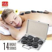 KIKI newgain.SPA Producs Spa equipment. middle size Hot Stone Massage Set