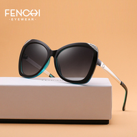 2019 new stainless steel plastic sunglasses, fashion cat eye sunglasses