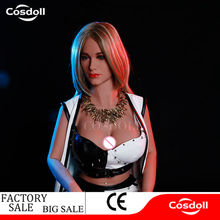 Cosdoll 165cm / 5.41ft Lastest Design Punk Silicone Sex Doll 3D Pussy Vagina Sex Dolls for Men Women Masturbation Love Companion