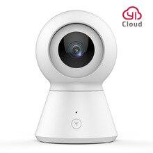 Smart Dome Camera 1080p Powered by YI Wi-Fi Baby Monitor Cam Pan/Tilt/Zoom Wireless IP Security Surveillance Camera YI Cloud