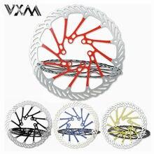 Vxm велосипедные дисковые Тормозные колодки ротор для горного