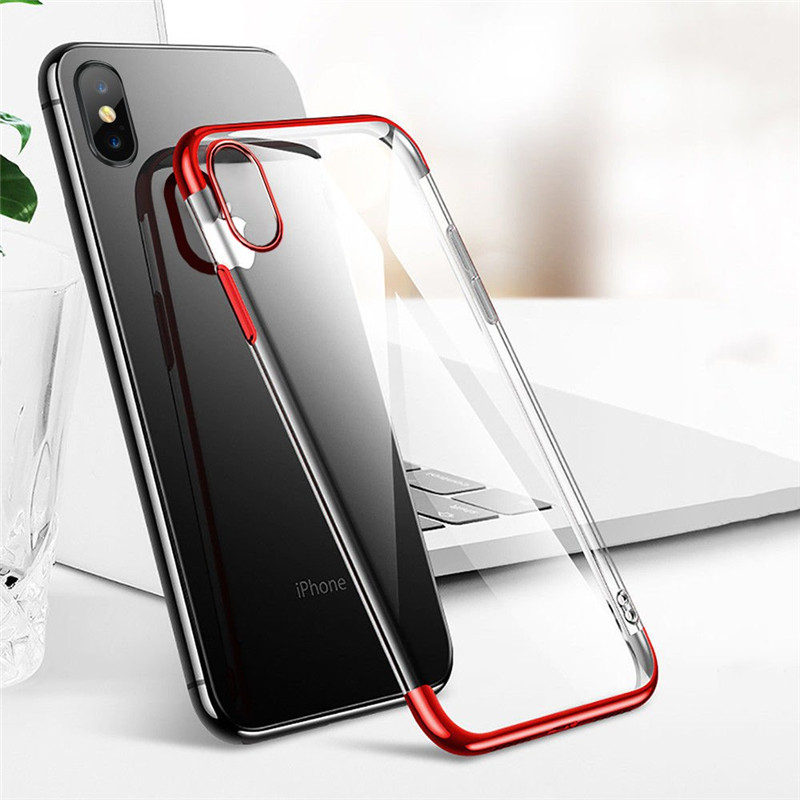 TPU Case For iPhone XS Max (21)