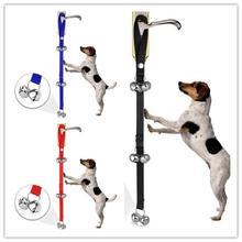 Трансер хот-дог дверной звонок для дрессировки собак и домохозяйства кликер дверной звонок тренировочный инструмент Горячая Распродажа 18Mar19