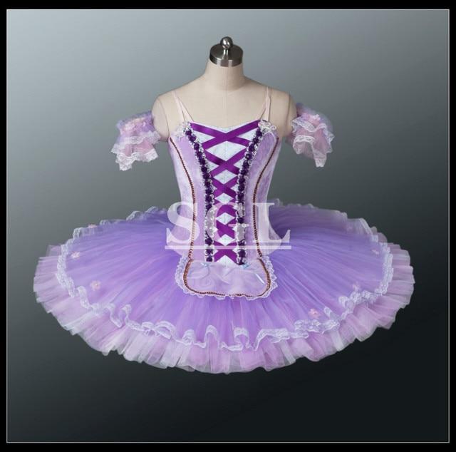 Envío Gratis Falda Tutú De Color Púrpura Para Adultos Para La Venta