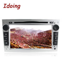 Idoing2Din Steering Wheel Android 7.1 For Opel Vectra Corsa D Astra H Car DVD Multimedia Video Player GPS Navigation Quad Core