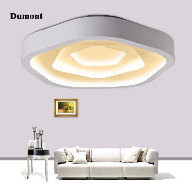 Moderne LED einfachen deckenleuchte mode wohnzimmer lampe ...