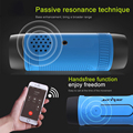 Bleutooth Shower Blutooth Wireless Subwoofer Mini Portable Bluetooth Speaker Audio Receiver Waterproof Music USB Hoparlor Phone