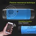 Bleutooth ducha blutooth inalámbrico subwoofer mini altavoz portátil bluetooth audio receptor de música a prueba de agua usb hoparlor teléfono