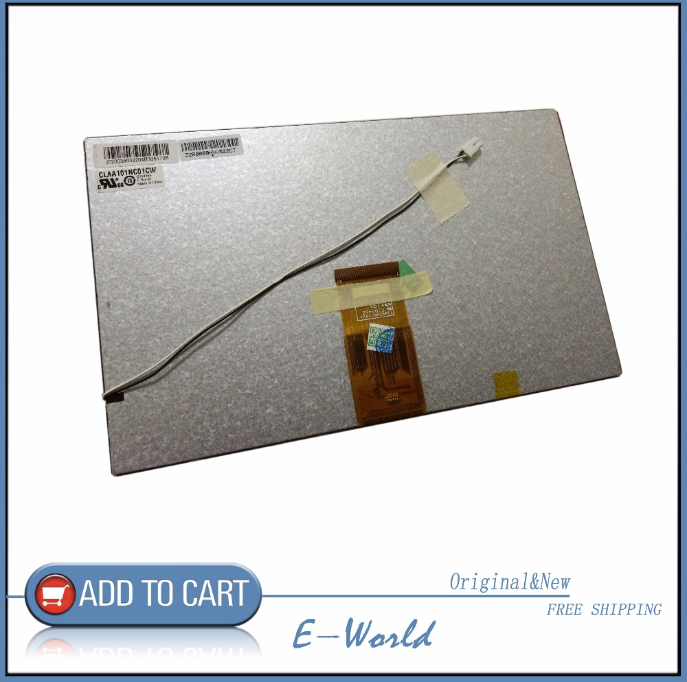 Original 10.1 Inch LCD screen For ARCHOS Arnova 10D G3 Free Shipping free shipping original 9 inch lcd screen cable numbers kr090lb3s 1030300647 40pin