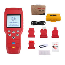 2016 OBDSTAR X100 PRO C+D Type Auto Key Programmer for IMMO+Odometer+OBD Software Support EEPROM Function