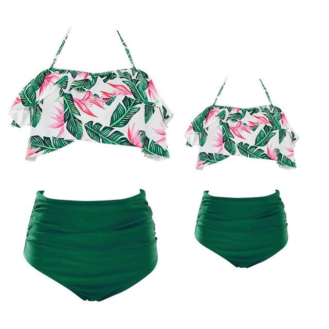 Plus Size Fashion Swimsuit 4