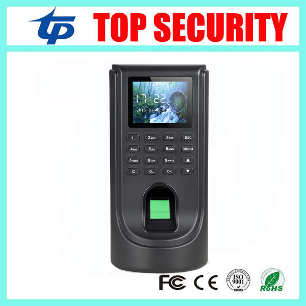 Biometric fingerprint card access control TCP/IP standalone door access control time attendance optional RFID/MF card reader biometric standalone access control rfid access control for building management system