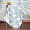 plush baby blanket newborn swaddle wrap Super Soft baby nap receiving blanket animal manta bebe cobertor bebe