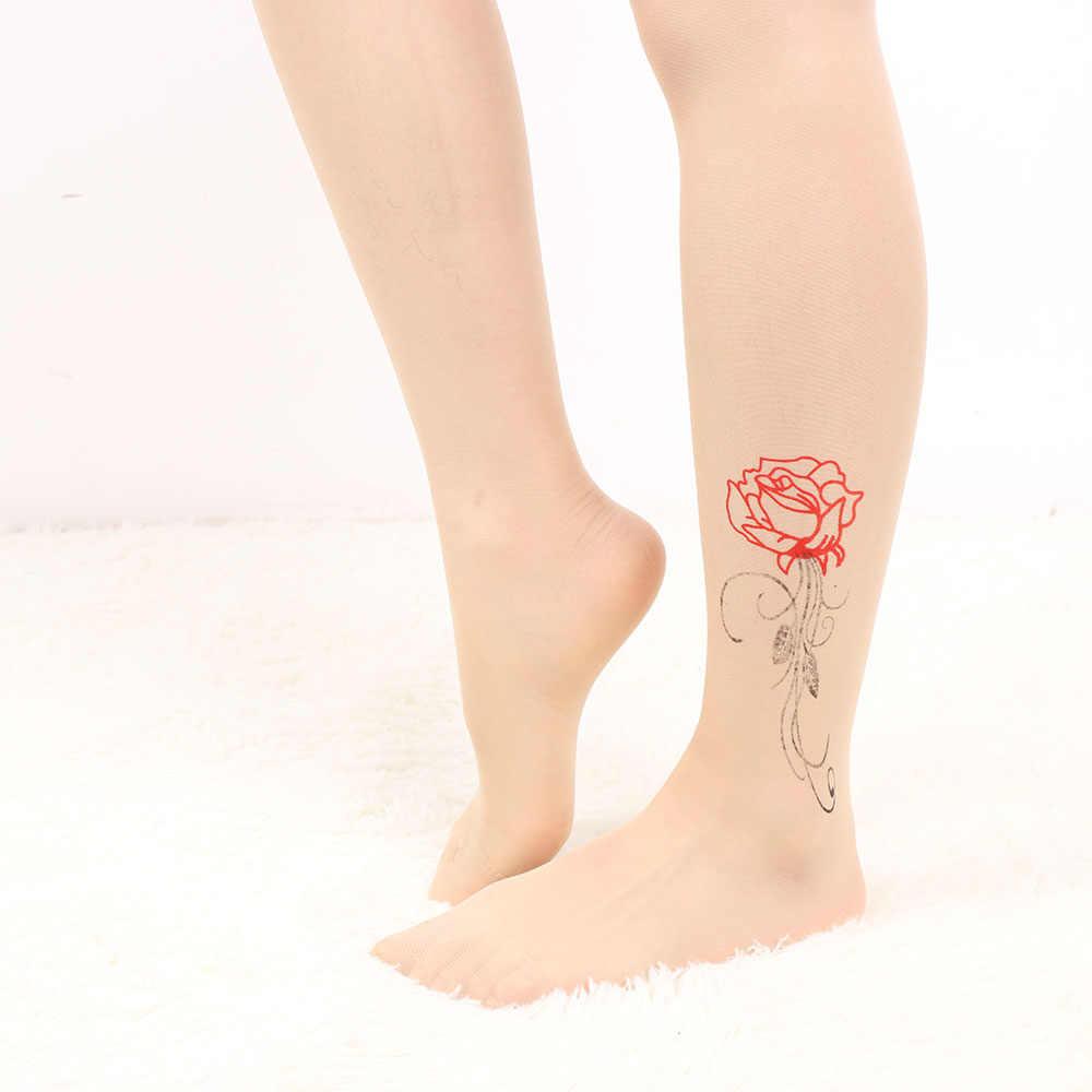 модные милые пикантные для женщин девушка милые татуировки с принтом кожи