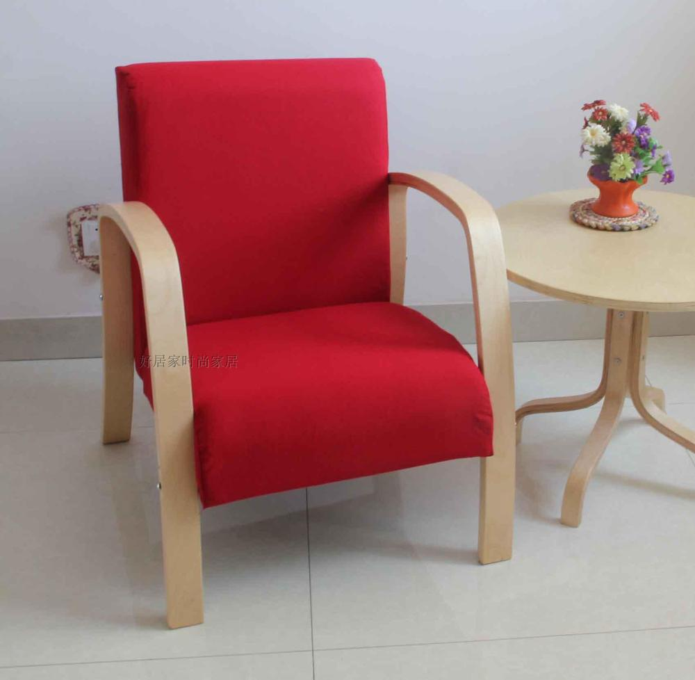 Aliexpress.com : einfache und stilvolle holz stuhl bugholz stühle ...