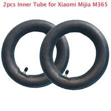 2 шт. камер пневматические Шины для Xiaomi mijia M365 электрический скутер 8 1/2×2 обновленная версия Прочный Толстый колеса шины