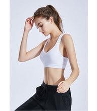 Sport Bra Women Running Shirt Fitness Yoga Top Sports Underwear 4 Colors