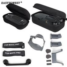 Easttowest Drones Accessories For DJI 9in1 Accessories Set Body Storage Box  Remote Control Storage Box For DJI mavic pro