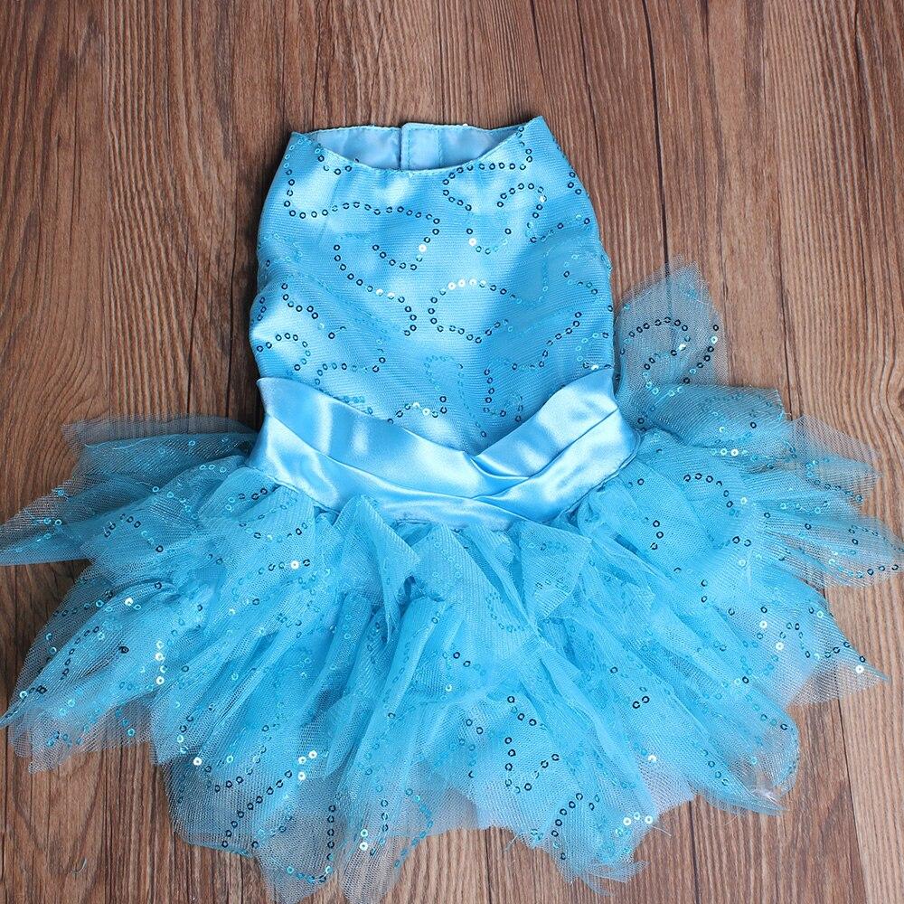 Aliexpress.com : Buy Pet dog Wedding dress Cat Puppy Princess Skirt ...