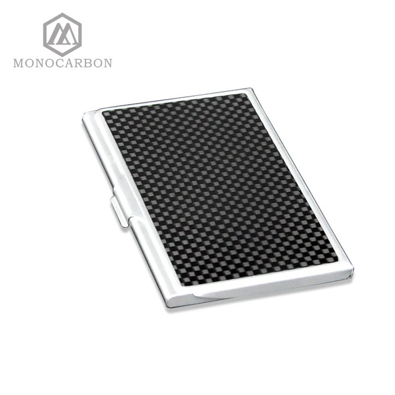 Monocarbon 2017 Promotion Gift Carbon Fiber Card Holders Name Card ...