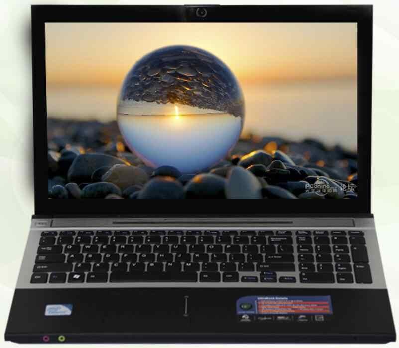 """8 gb RAM 500 gam HDD Intel Core i7 Máy Tính Xách Tay 15.6 """"1920X1080 p Windows 10 Máy Tính Xách Tay PC chơi game Máy Tính Xách Tay Máy Tính với DVD-RW Cho Văn Phòng Nhà"""