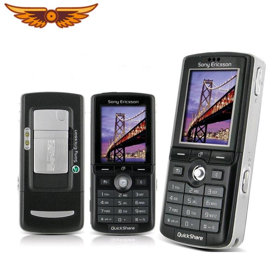K750 Original Sony Ericsson K750 1.8Inches GSM 2MP Unlocked Cellphone  Refurbished English Keyboard Mobile Phone