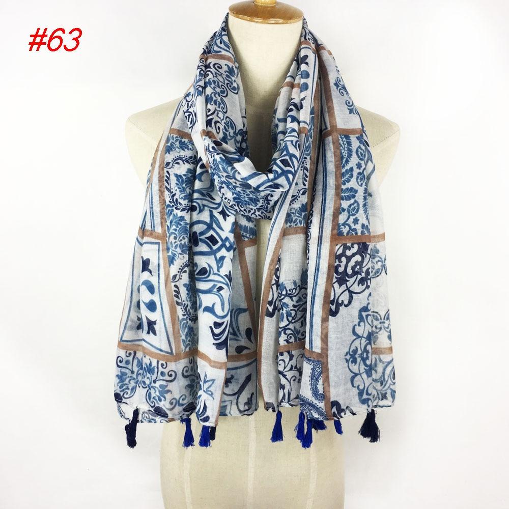 Beautiful fashion pretty flower printed   scarf     wrap   shawl for muslim