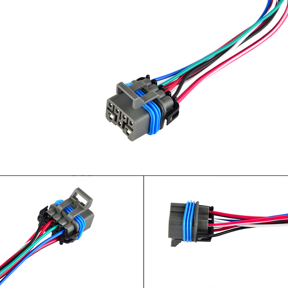 hight resolution of 4l60e 4l80e neutral safety switch connector pigtail 7 wire mlps range switch for pontiac grand prix am sunfire in fuses from automobiles motorcycles on