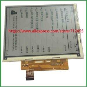 100% оригинальный, ED060SC4 (LF), H2. Дисплей 6 дюймов для PocketBook 301 plus Sony PRS500 600, KINDLE 2, Iriver Story