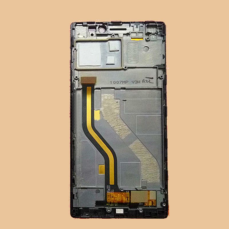 For Lenovo Vibe X2 X2-CU X2-TO Touch Screen Digitizer Sensor Panel Glass + LCD Display Monitor Screen Panel Assembly + Frame