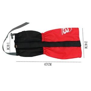 Image 4 - Outdoor Sports getry wodoodporne legginsy Camping, polowanie, piesze wycieczki rękaw na nogę wspinaczka ochraniacze śnieżne getry noga