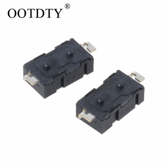 ce7efe4d902 6PCs Original Omron Mouse Micro Switch Mouse Button Blue Dot Side Button  for Anywhere MX Logitech M905 G502 G900 ZIP