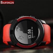 Q7 bluetooth montre smart watch pour android téléphone soutien SIM/TF hommes femmes reloj inteligente sport montre-bracelet PK gt08 Q18 gt88 A1 U8
