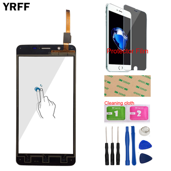 Mobile Touch Screen Front Glass For Blackview P2 P2 Lite Touch Panel Sensor Touchscreen Digitizer Tools + Protector Film $ a protective film touch digitizer for 7 digma hit ht7071mg 3g tablet touch panel glass sensor