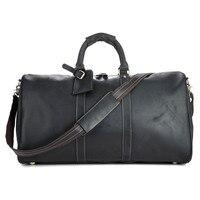 Мужские дорожные сумки из натуральной кожи, ручная сумка для багажа, дорожная сумка, сумка на плечо, спортивный чемодан, большие сумки, сумка