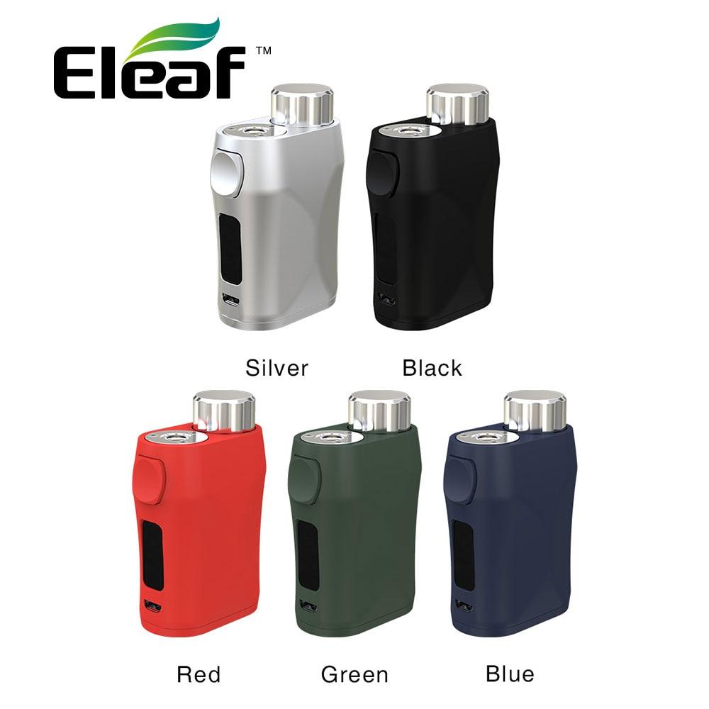 Nouveau Original Eleaf IStick Pico X 75 W TC Box MOD puissance par 18650 batterie boîte Mod Fit Melo 3 atomiseur IStick Pico Vape Mod E Cig