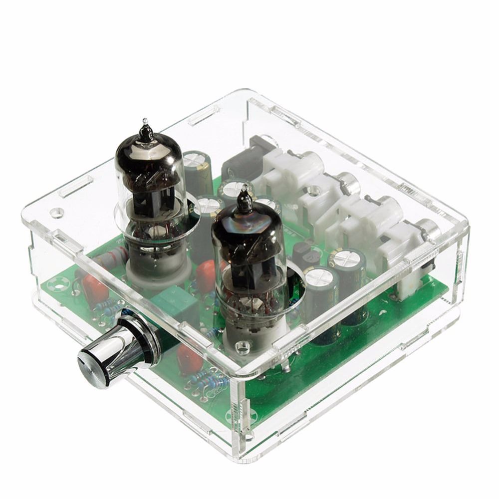 6J1 DIY Valve Tube Amplifier Kit Modual 6J1 Tube Preamp ...