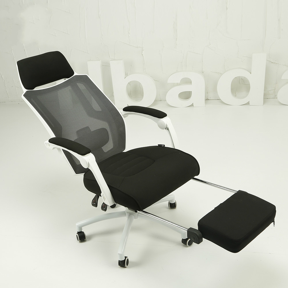 Ergonomic office chair recliner - Ergonomic Office Chair Swivel Reclining Gaming Computer Chair Lying Lifting Leisure Boss Bureaustoel Ergonomisch Sedie Ufficio