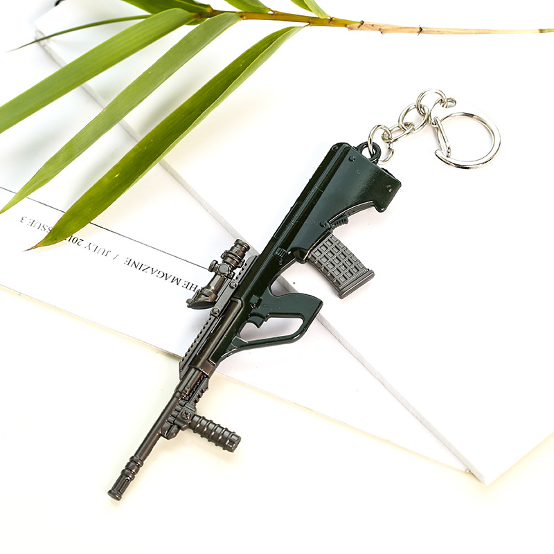 Weapon Keychains (14)
