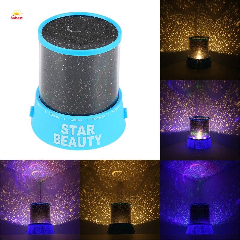 Luzes da Noite estrela lua colorido universal night Tipo : Atmosfera