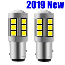 2 шт. Новинка 1157 P21/5 W BAY15D высокое качество 3030 светодиодный Автомобильный задний тормозной светильник для автомобиля DRL лампа для вождения поворотники лампы Янтарный красный белый