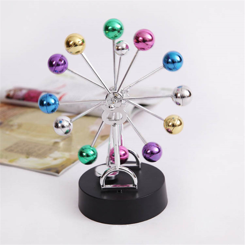 Newtons Cradle Steel Balance Ball Physics Science Pendulum Metal Craft Educational Toy Home Desk Decoration girl kids toy gift physics science education balance newton pendulum ball