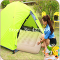 Free Shipping 99*191*22cm Air Mattress with Electric Pump, Portable Air Bed Blow up Mattress for Camping Car