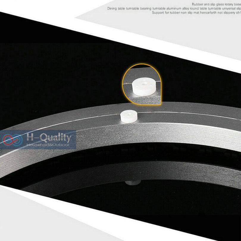 OD 450MM Luxury Voice Erasure Strap Thicken Aluminium Swivel Lazy