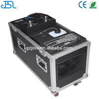 1pc/Lot Free Shipping Good Quality New Design Double Hose Outlet Water Smoke Machine DMX 3000w water low fog machine