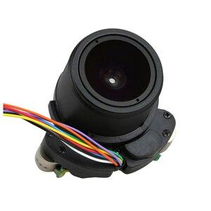 Image 2 - Motor 3megapixel varifocal cctv lente 2.8 12mm d14 montagem com zoom motorizado e foco para 1080p/3mp ahd/câmera ip frete grátis